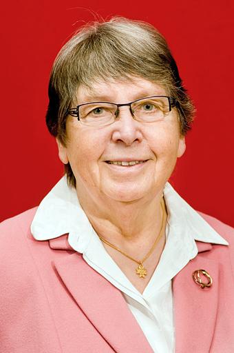 Vorsitzende Dr. med. Sigrid Pees-Ulsmann